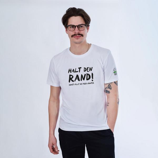 T-Shirt - Halt den Rand