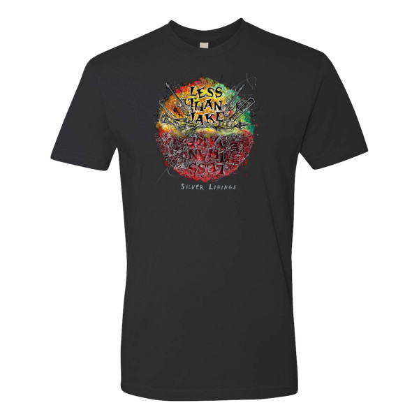 Less Than Jake - T-Shirt - Silver Linings